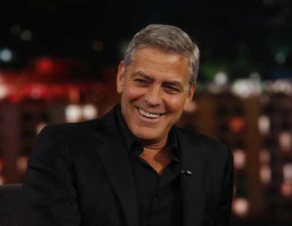 George Clooney gave 14 of his friends $1 million