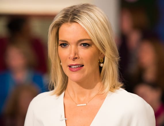 Megyn Kelly reflects on tense Charlie Rose moment