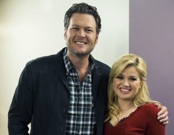 Kelly Clarkson gave Blake Shelton this NSFW advice
