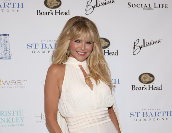 Christie Brinkley gets candid about dating