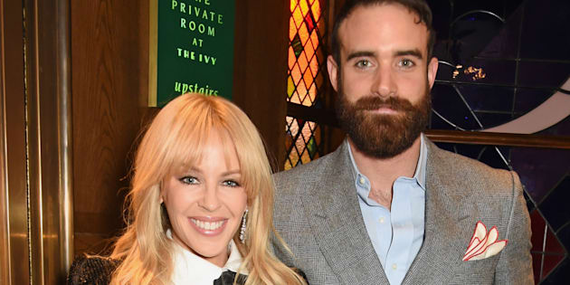 Kylie Minogue and Joshua Sasse have broken up.