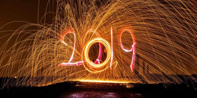 Celebraciones por el nuevo año.