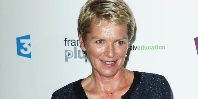Elise Lucet, journaliste et présentatrice d'Envoyé Spécial et de Cash Investigation.