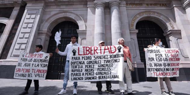 El gobierno federal podría dar amnistía a 176 presos, principalmente de estados como Guerrero, Chiapas y Oaxaca, informó la senadora Nestora Salgado.