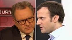 Ferrand a mal lu le programme de Macron sur la diminution du nombre de