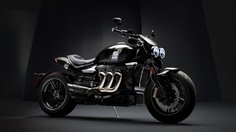 Triumph Rocket 3 TFC is the brand's most powerful motorcycle | Autoblog