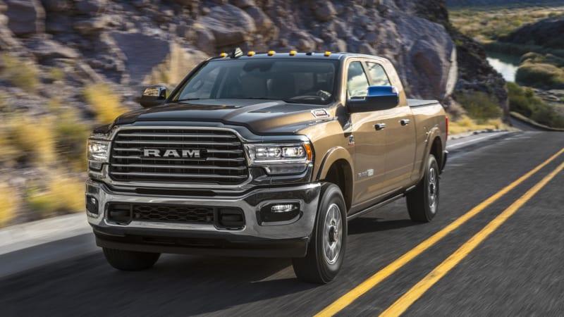2019 Ram Heavy Duty Laramie Longhorn revealed | Autoblog