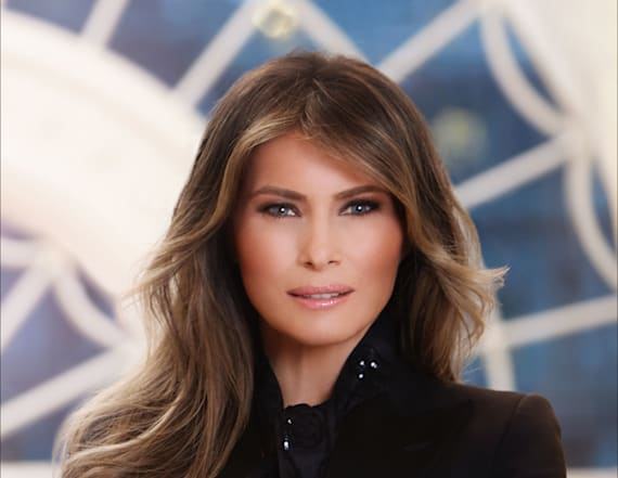 Melania's noteworthy moments of the first 100 days