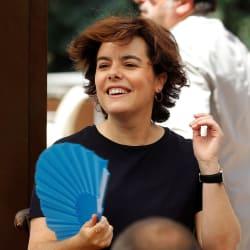Las 13 promesas de Sáenz de Santamaría si gana las primarias del