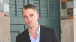 Robert Pattinson inaugure sa cabine sur les Planches de