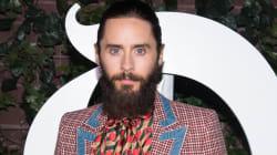 Jared Leto nous dévoile son corps musclé sur Instagram et ça vaut le coup