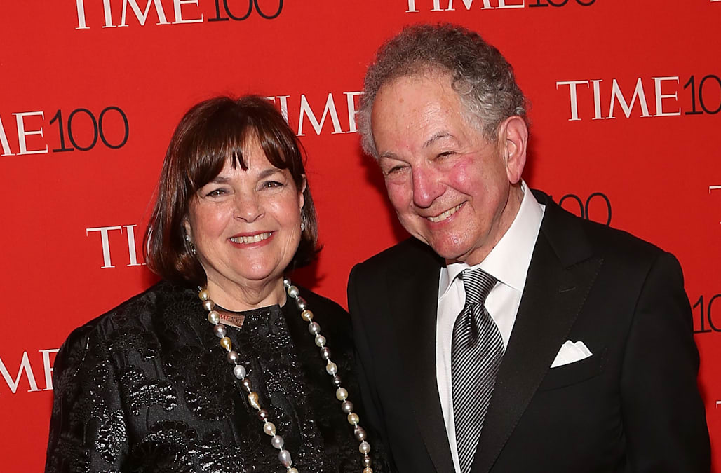 Ina Garten Revealed Her Favorite Dinner To Cook For Jeffrey And