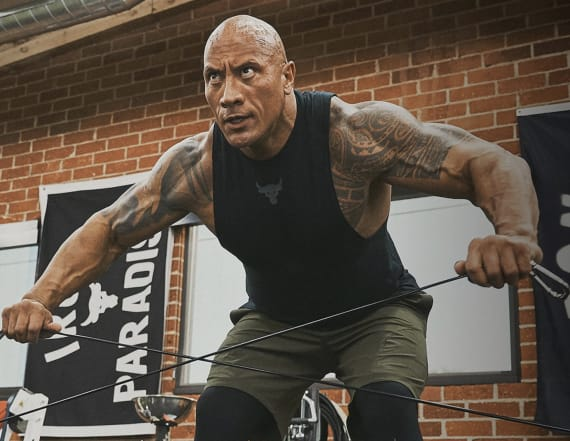 Here's what to get from The Rock's Under Armour line