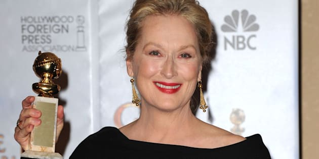 Actress Meryl Streep attends the 67th Annual Golden Globes Awards at The Beverly Hilton Hotel on January 17, 2010 in Beverly Hills, California. (Photo by Steve Granitz/WireImage)