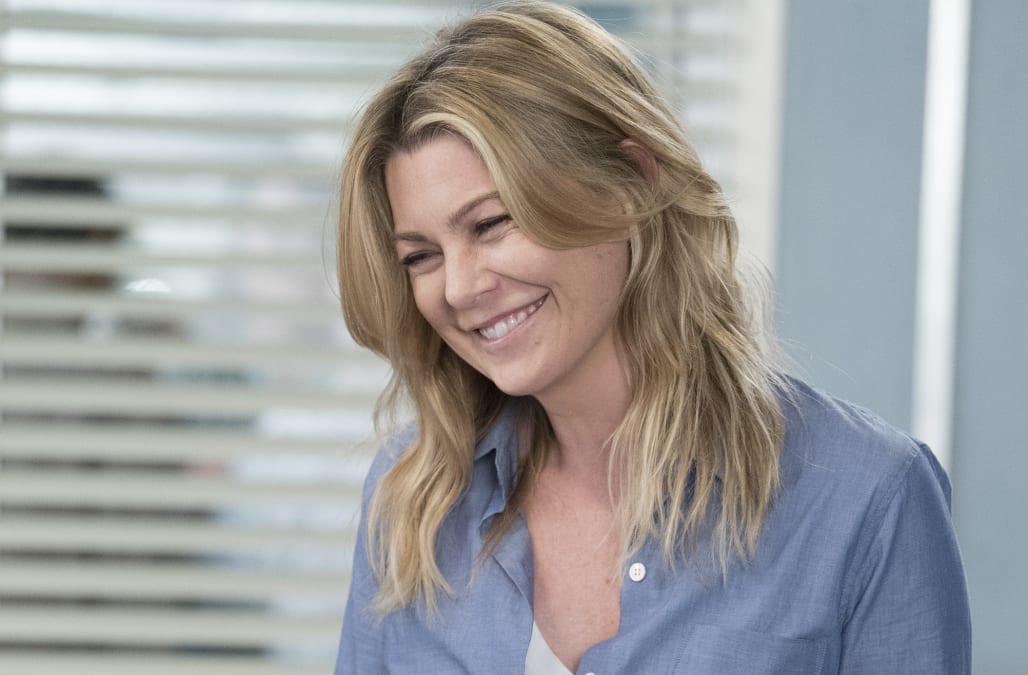 715f49b7dc3 Ellen Pompeo on why Meredith hasn't found love on 'Grey's Anatomy' after  Derek