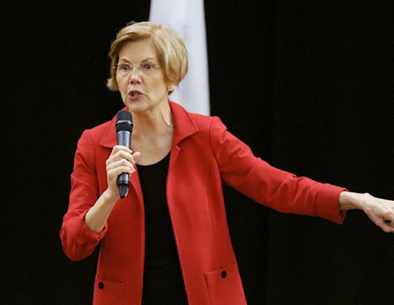 Senator Elizabeth Warren releases DNA test results