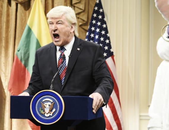 Alec Baldwin teases return as Donald Trump on 'SNL'