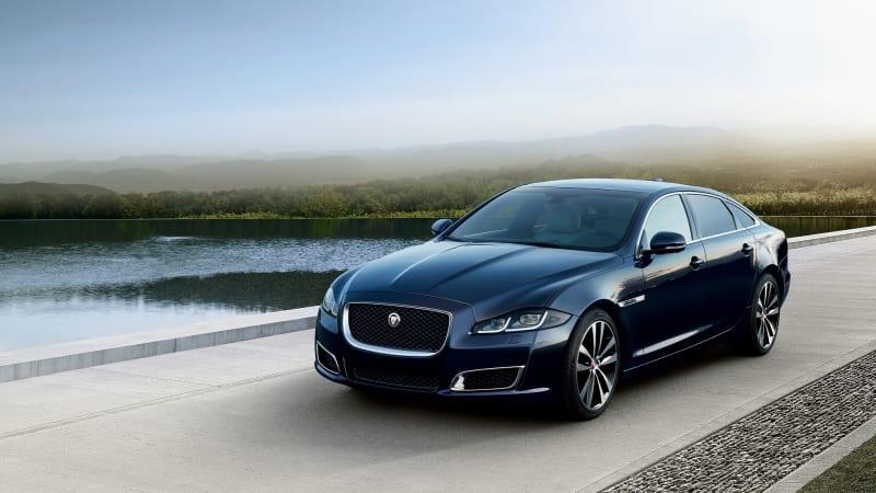 Jaguar XJ celebrates its 50th anniversary - Autoblog