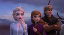 Une première bande-annonce féérique pour «La Reine des neiges
