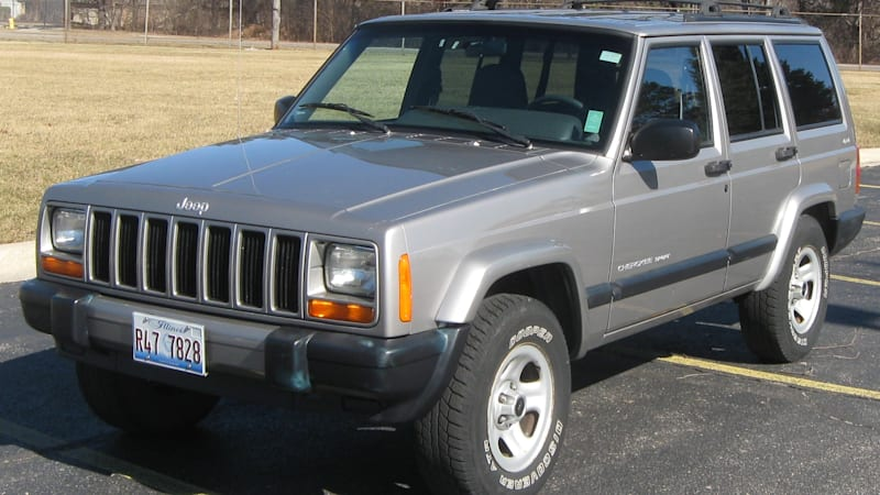 b305a168d0e Autoblog sell-it-yourself highlight: 2000 Jeep Cherokee Sport - Autoblog