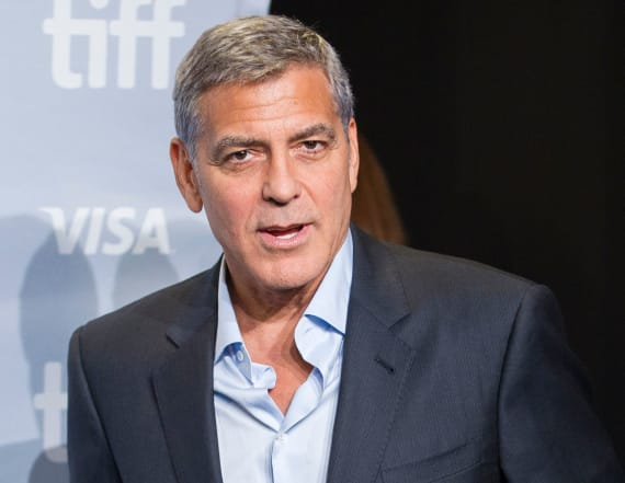 George Clooney slams Hillary Clinton's campaign