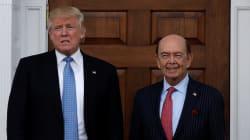 Le ministre du Commerce américain se disait multimilliardaire... mais ses milliards sont