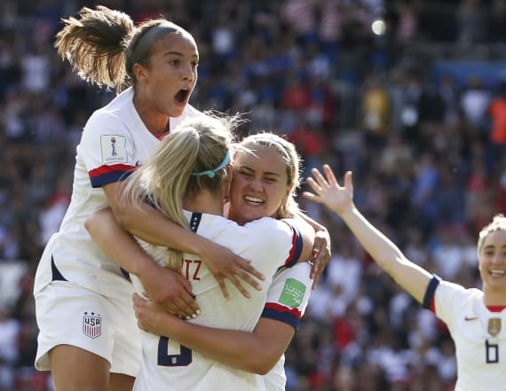 USWNT delivers record ratings at World Cup