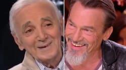 Pagny - Aznavour, mêmes mots, même combat contre le fisc
