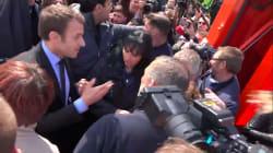 Revivez la folle journée de Le Pen et Macron à Whirlpool