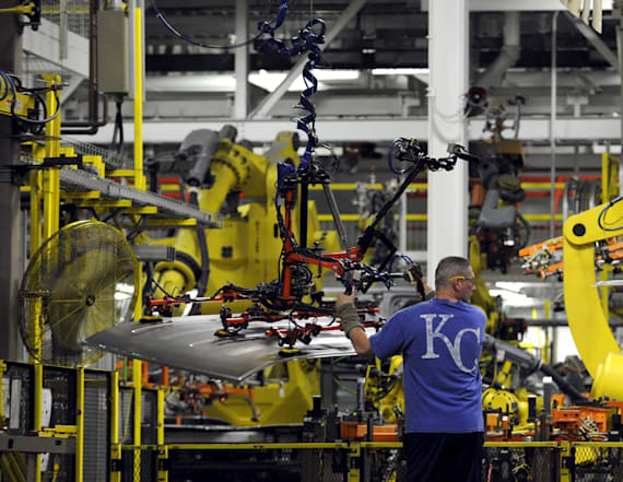 Automaker to idle North American assembly plants