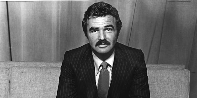 Burt Reynolds à Los Angeles en 1980.
