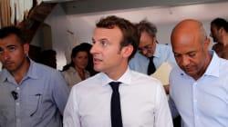 Macron juge