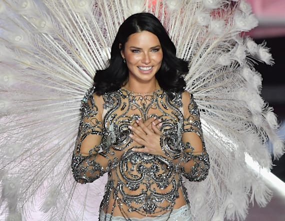 Adriana Lima retires from Victoria's Secret