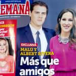 Malú y Albert Rivera, nueva pareja sentimental según la revista