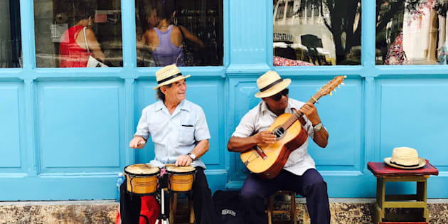 """There is a sense of urgency among tourists to see the 'real' Cuba before things change."""
