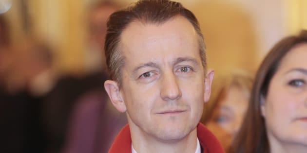 Christophe Barbier quitte son poste de Directeur général délégué du Groupe L'Express, mais reste au sein de la rédaction.