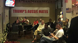 We Spent Election Day With Trump's Biggest Aussie