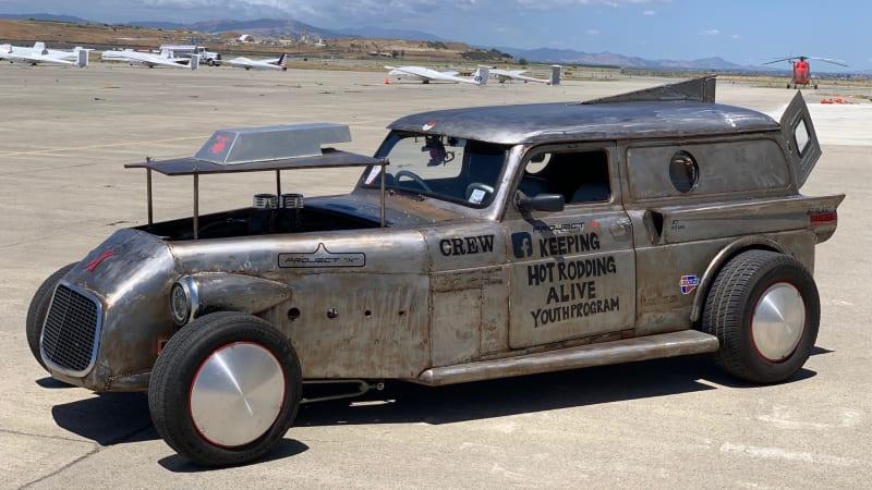 Diese neueste Serie wilder Custom Cars könnte ein Hot Wheels-Modell werden€