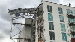 Vinculan a proceso a arquitecto detenido por derrumbe de edificio Zapata