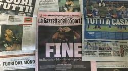 A los italianos les dolerá en el corazón perderse el Mundial, pero también les dolerá en su