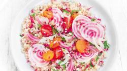 Une semaine de salades consistantes et simples à emporter au