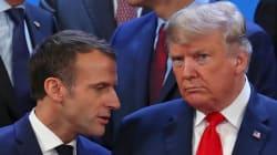 Macron a profité de son hommage à Bush pour tacler