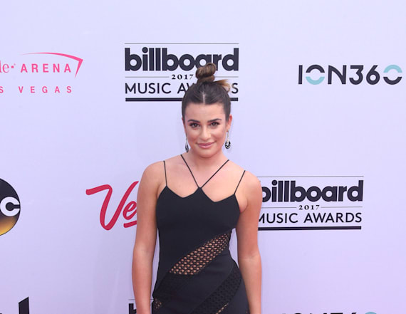Lea Michele burst into tears at BBMAs for one reason