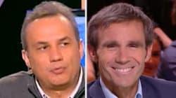 Macron sur TF1, la revanche de Pujadas sur Bruno Roger-Petit (et France