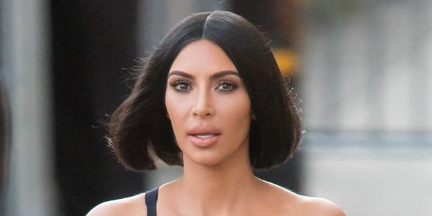 Kim Kardashian est de nouveau à la Maison Blanche pour discuter de la réforme de la justice (photo d'illustration)