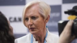 Transgender Journo Cate McGregor Gives Powerful Speech About Margaret