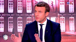 Macron accuse Le Pen
