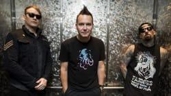 Blink-182 entre en résidence à Las Vegas, vous allez prendre un coup de