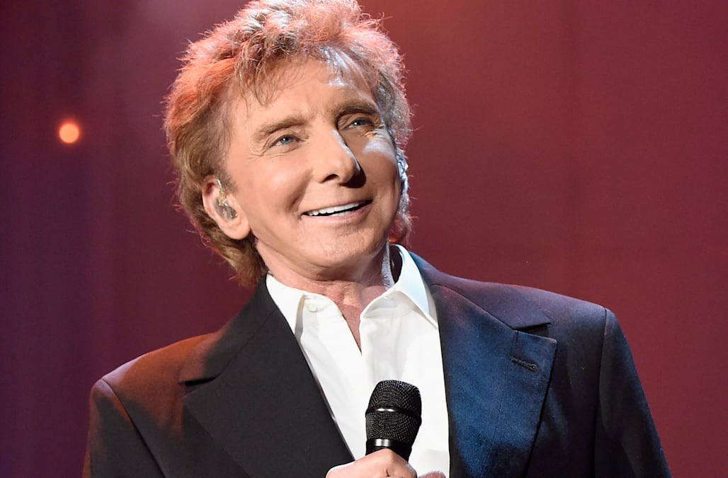 EXCLUSIVE: Barry Manilow breaks his silence on marrying Garry Kief ...