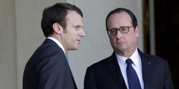 Emmanuel Macron vainqueur du 1er tour de l'élection présidentielle, c'est la victoire de François Hollande.